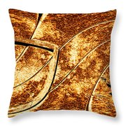 A Different Way To Look At It Throw Pillow