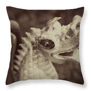 A Dragon's Tale - Series 2 Throw Pillow