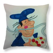 A Great Chef Throw Pillow