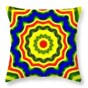 A Little Bit Of Everything Throw Pillow