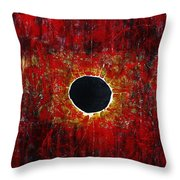 A Long Time Coming Throw Pillow