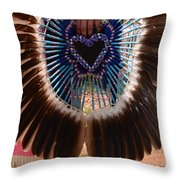 A Loving People Throw Pillow