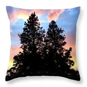 A Matchless Moment Throw Pillow