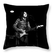 A Million Miles Away Throw Pillow
