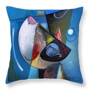 A Moon Story 2 Throw Pillow