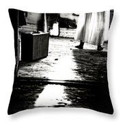A New Look Throw Pillow