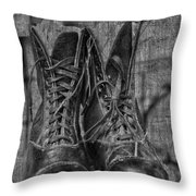 A Pair  Throw Pillow