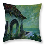 A Place In The Sun Throw Pillow