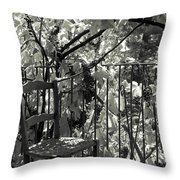 A Place Like This Throw Pillow