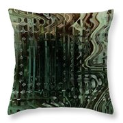 A Possible Way Out Throw Pillow by Gun Legler