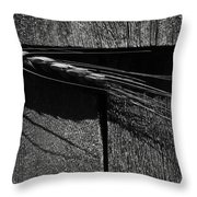 A Soft Imposition Throw Pillow
