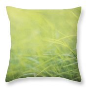 A Soft Place To Fall Throw Pillow