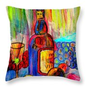 A Still Life Throw Pillow