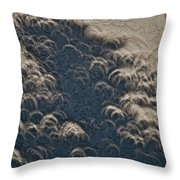 A Thousand Suns - Ring Of Fire Eclipse 2012 II Throw Pillow