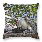 A Time For Everything V3 Throw Pillow