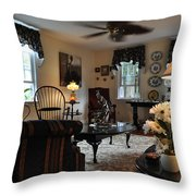 A Touch Of Class Tcp Throw Pillow