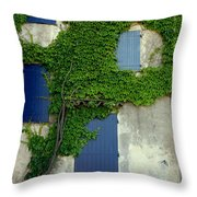 A Vine Hug Throw Pillow