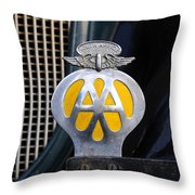 Aaa South Africa Throw Pillow