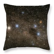Ab Centauri Stars In The Southern Cross Throw Pillow