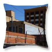 Abilene Rearview Throw Pillow