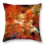 Abs 0251 Throw Pillow