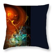 Abs 0255 Throw Pillow