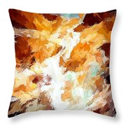 Abs 0265 Throw Pillow