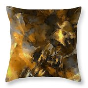 Abs 0267 Throw Pillow