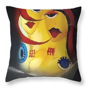 Abs 0275 Throw Pillow