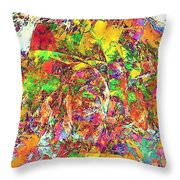 Abs 0385 Throw Pillow