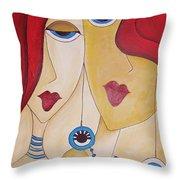 Abs 0460 Throw Pillow