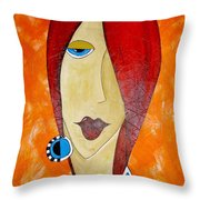 Abs 0461 Throw Pillow