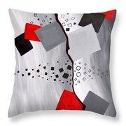 Abs 0471 Throw Pillow