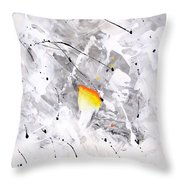 Abstraction 477-2013 Throw Pillow