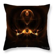 Absgtract Sixty-eight Throw Pillow