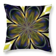 Abstract 004 Throw Pillow