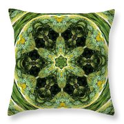 Abstract 007 Throw Pillow