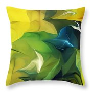 Abstract 052912 Throw Pillow