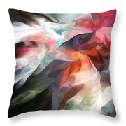 Abstract 062612 Throw Pillow