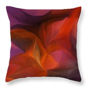 Abstract 071812 Throw Pillow