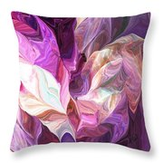 Abstract 072512 Throw Pillow