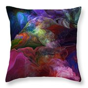 Abstract 072812 Throw Pillow