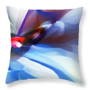 Abstract 081712 Throw Pillow