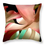 Abstract 1089 Throw Pillow