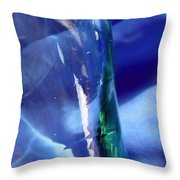 Abstract 1367 Throw Pillow