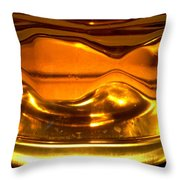 Abstract 1372 Throw Pillow