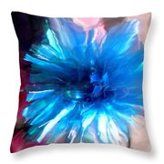 Abstract 1500 Throw Pillow