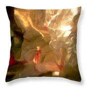 Abstract 1694 Throw Pillow