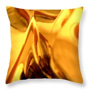 Abstract 1727 Throw Pillow