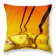 Abstract 1728 Throw Pillow